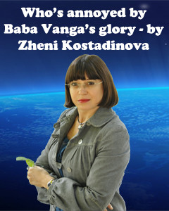 Zheni Kostadinova - Baba Vanga Didn't Predict Third World War